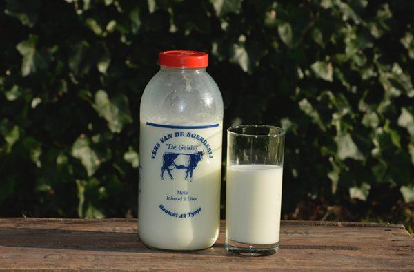 Volle Melk De Gelder