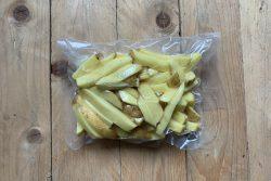 frietjes met schil