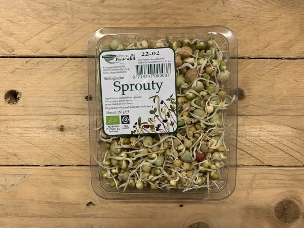 Sprouty - Peuleschil