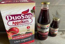 Appelkersensap  Oudebosch