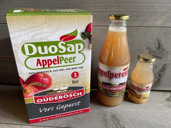 Appelperensap  Oudebosch