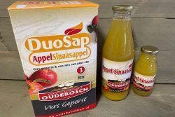Appelsinaasappelsap  Oudebosch