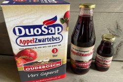 Appelzwartebessap  Oudebosch