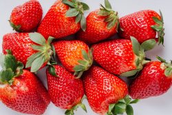 Canva  Photo Of Strawberries