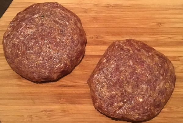 Hamburgers Ecolifenatuurvlees